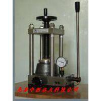 中西手动台式压片机(中西器材) 型号:TJ75-FY-24库号:M400274