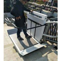 山东启运残疾人无障碍平台梯制作 家用楼梯升降机安装方案 阁楼升降电梯价格怎么核算