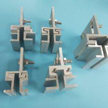 生产销售 石材铝挂件 se挂件 敲击式背栓 旋进式背栓 幕墙配件