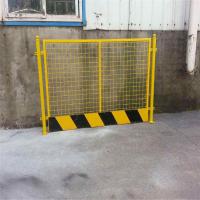 道路专用基坑护栏 基坑隔离栏作用 防护网围栏