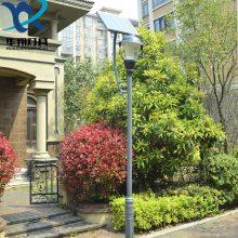 3米3.5米led庭院灯太阳能景观花园灯户外道路灯草坪灯小区广场灯