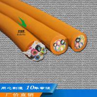 快充电动车QGT直流充电桩用电源带信号控制综合EV电缆