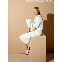 优质女装尾货货源紫馨源品牌女装长期直销