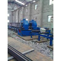 H型钢矫正机JZ40轻钢生产线和YJ60A重钢生产线