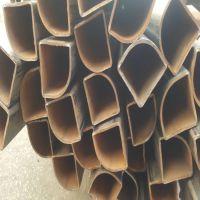天津优质50*50扇形管 立柱用扇形管 大量批发
