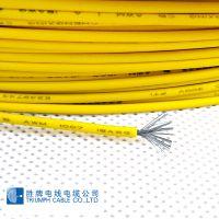 胜牌镀锡铜线1007-28号电子设备内部连接线0.05平方极细电子线