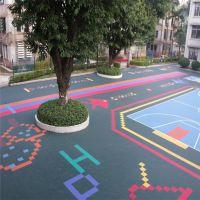 四川成都供应20mmepdm无缝彩色塑胶地垫|幼儿园地面施工