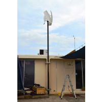 供应低转速低风启动 300W(400W))垂直轴风力发电机