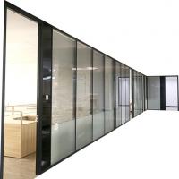 江西厂家直销酒店移动隔断高隔断墙会议室活动隔断墙屏风隔断墙折叠门