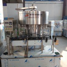 香港花生油灌装机-青州鲁泰灌装设备-自动花生油灌装机视频