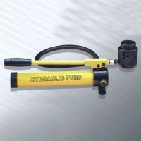 白银WXK-8液压开孔器 打孔机分体式液压打孔机SYD-35安全可靠