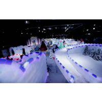 冰雕展制作造型厂家出租 冰雪世界租赁