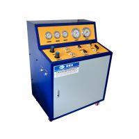 菲恩特高压气体增压泵 氮气增压机双泵并联使用 效果好