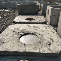 中达预制化粪池 张店高品质钢筋混凝土化粪池厂家