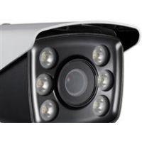 东莞监控安装 100万超低照度白光防水筒型摄像机