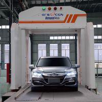 中广核贝谷乘用车辐射成像检查系统 成像安检设备 车辆大型X光机