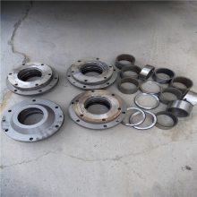 专业郑州革新搅拌机配件js750 js1000搅拌机衬板叶片轴端密封齿轮