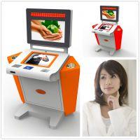 数字货币取款机 柜员机设备 落地广告机网络 一台定制
