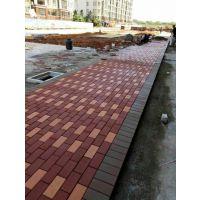 深圳龙华透水砖铺设 园林改造 小区改造