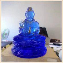 供应寺庙千佛殿小佛像,万佛堂琉璃佛像厂家,雕塑工艺厂