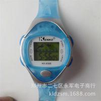 批发佳宜KK-683B透明彩色冷光表时尚运动学生情侣电子表