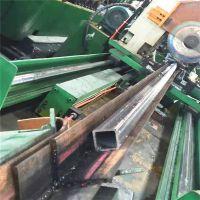 供应圆管变方管二次成型设备 钢管制管成型机 效率保障