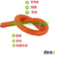 聚氨酯拖链电缆DKF810-PUR 4*35