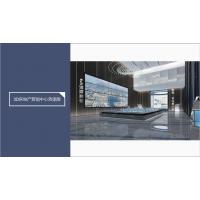 楼盘售楼处展厅46寸多媒体大屏幕显示拼接设备-尚品鼎尊科