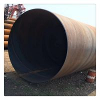 供应污水处理用630*12双面埋弧焊螺旋缝防腐钢管 正品出售
