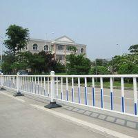 锌钢道路公路防护栏锌合金交通安全防撞栅栏马路市政隔离护栏栏杆可定制