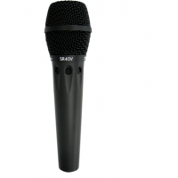 EARTHWORKS SR40V高清人声话筒电容话筒舞台麦克风录音棚设备