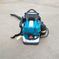 工地路面清理机 两冲背负式吹风机 汽油路面吹雪机