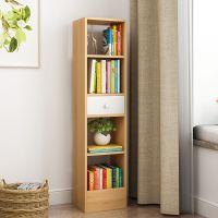 宽30cm简约迷你小型家用书柜书架小户型省空间 储物柜小柜子 窄柜