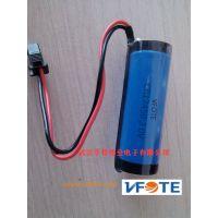 高能防水VFOTE瑞孚特锂锰电池CR17450/CR17505公共计量仪表专用