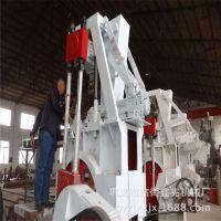 液压植草空心静压砖机 多功能静压垫块制砖机 水泥透水砖制砖机