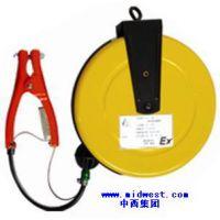 自动卷轴静电接地报警器/自动收线式接地释放器 型号:S93/SP-E6库号:M308346