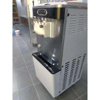 西安蜜雪冰城冰激凌机 陕西百度饮品冰淇淋机 380V商用大产量冰激凌机