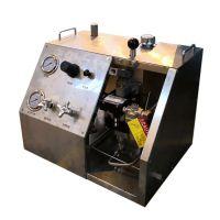 赛思特手动气液增压泵 野外现场手动气动增压系统