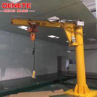 厂家直销德马格款欧式电动悬臂吊 移动悬臂吊 1t手动定柱式吊车