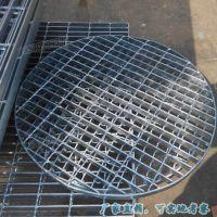 佛山定做过车承重型钢格盖板 Q235栅格 肇庆热浸锌集水坑盖板