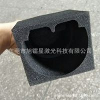各种包装内衬海绵激光雕刻机1000*800有效面积【厚材激光切割机】
