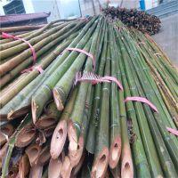 大量供应果树支撑竹杆 3米4米5米支撑竹竿