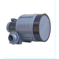 广西梧州市纸箱包装机械专用TB150-3.7KW透浦式中压鼓风机