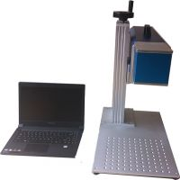 半导体激光打标机维修泰州分体式光纤激光刻字机维修找光久激光专业维修疑难杂症