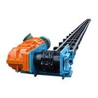 长距离爬坡输送机通用刮板机装车机新型 输送机