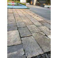 石屹供应老石板,铺路旧石板,大量园林广场步道用仿古青板岩