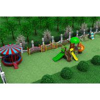 幼儿园组合木质滑梯儿童原生态木质滑梯游乐设备景区度假村非标定制可加工定做