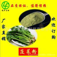 菠菜粉 脱水蔬菜粉 菠菜生粉 菠菜提取物 食品级果蔬粉 喷雾干燥