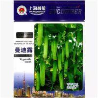 曼迪露水果黄瓜旱黄瓜种子 口感好的旱黄瓜品种   袋装200粒
