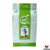 厂家定做红枣袋白牛皮纸袋食品包装袋手提式一斤装现货零售批发